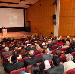 Keynote Opening Address by Prof. Ross Brann, Professor of Judeo-Islamic Studies, Cornell University, New York.