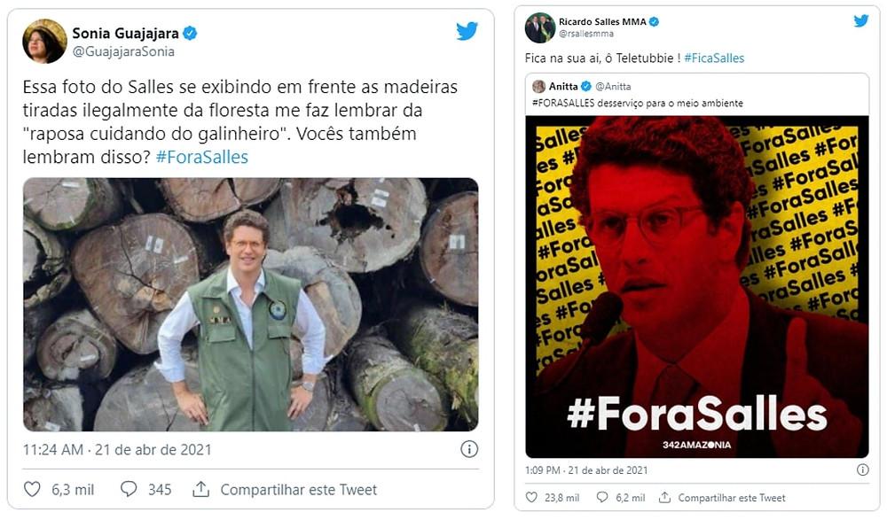 #ForaSalles - Portal É conosco