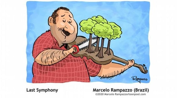 Última sinfonia - Marcelo Rampazzo - Portal É conosco