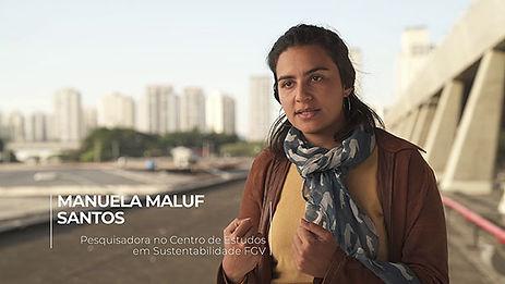 MANUELA SANTOS - PROJETOS QUE COMBATEM O DESPERDÍCIO DE ALIMENTOS E COM ALIMENTAÇÃO MAIS SAUDÁVEL