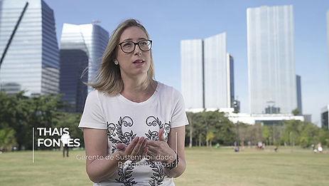 THAIS FONTES - O MODELO DE CAPTAR, USAR E DESCARTAR ÁGUA É ARCAICO
