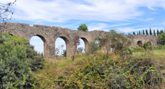 Aqueduto romano - É conosco