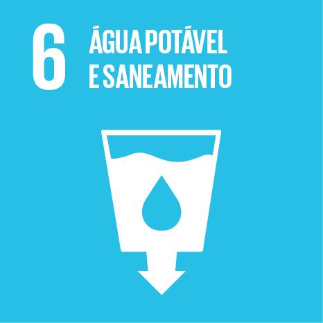 Objetivo 6 – ODS6 – Água potável e saneamento - É conosco