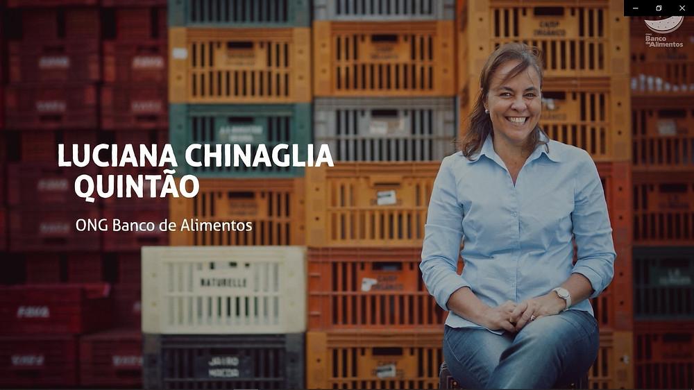 Luciana Chinaglia Quintão - Portal É conosco