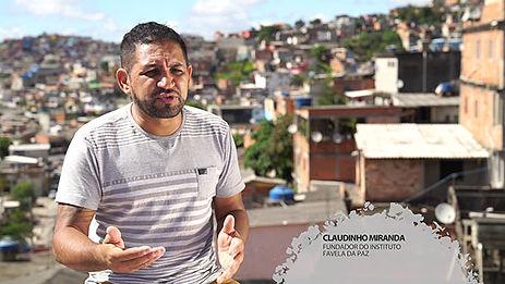 CLAUDINHO MIRANDA - EVOLUÇÃO É UM CAMINHO SEM VOLTA