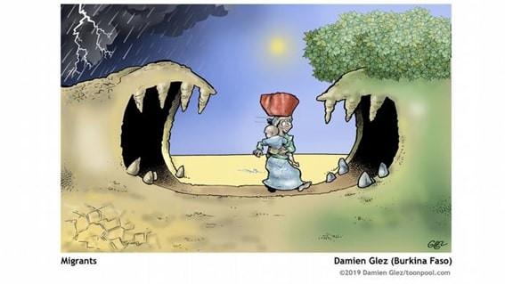 De um desastre para outro - Damien Glez - Portal É conosco