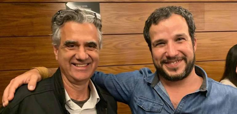 Sergio Lopes (Conteúdos Diversos)  André Palhano (Virada Sustentável)