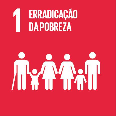 Objetivo 1 – ODS1 – Erradicação da pobreza - É conosco