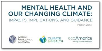 Mental Healt and our changing climate - Portal É conosco