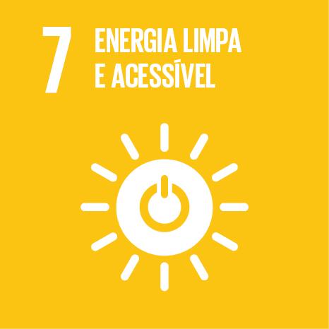 Objetivo 7 – ODS7 – Energia limpa e acessível
