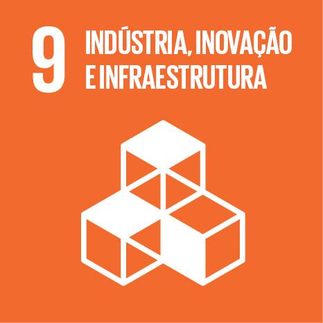 Objetivo 9 – ODS9 – Indústria, inovação e infraestrutura