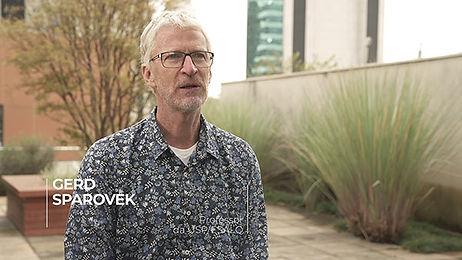 """GERD SPAROVEK- A """"REVOLUÇÃO VERDE"""" GEROU ALIMENTOS , MAS ENTROU NA DISCUSSÃO SOBRE MEIO AMBIENTE"""