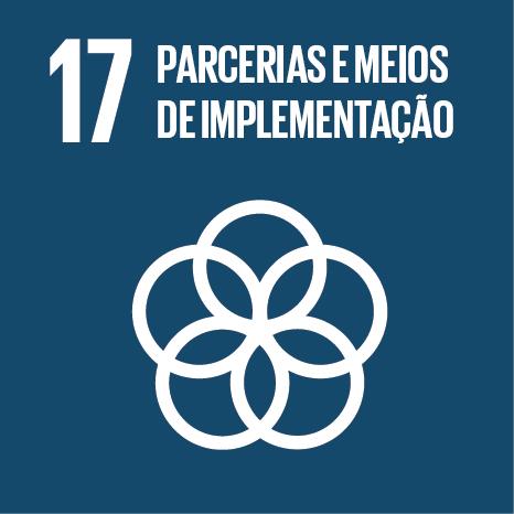 Objetivo 17 – ODS17 – Parcerias e meios de implementação - É conosco
