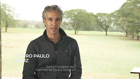 PEDRO PAULO DINIZ - O MERCADO DE ORGÂNICOS VEM CRESCENDO