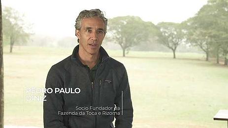 PEDRO PAULO DINIZ - AGRICULTURA MAIS REGENERATIVA É O CAMINHO PARA ALIMENTAR DEZ BILHÕES DE PESSOAS