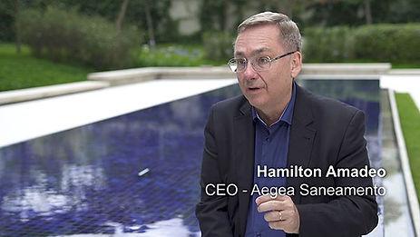 HAMILTON AMADEO - A FALTA DE SANEAMENTO AFETA A SAÚDE
