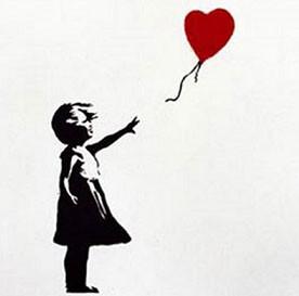 Banksy - Artista de rua - Portal É conosco