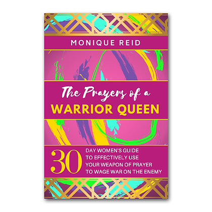Prayers of a Warrior Queen [AUTOGRAPHED]