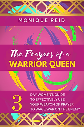 The Prayers of a Warrior Queen 3-Day sam