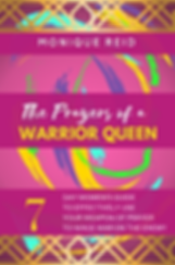 The Prayers of a Warrior Queen 7-Day sam