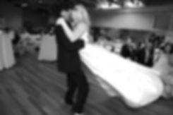Bride & Groom Dancing To A-1 Majestic Sound