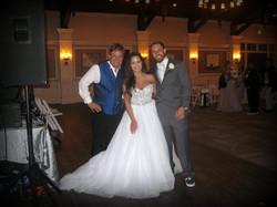 Jay Rock With Bride & Groom