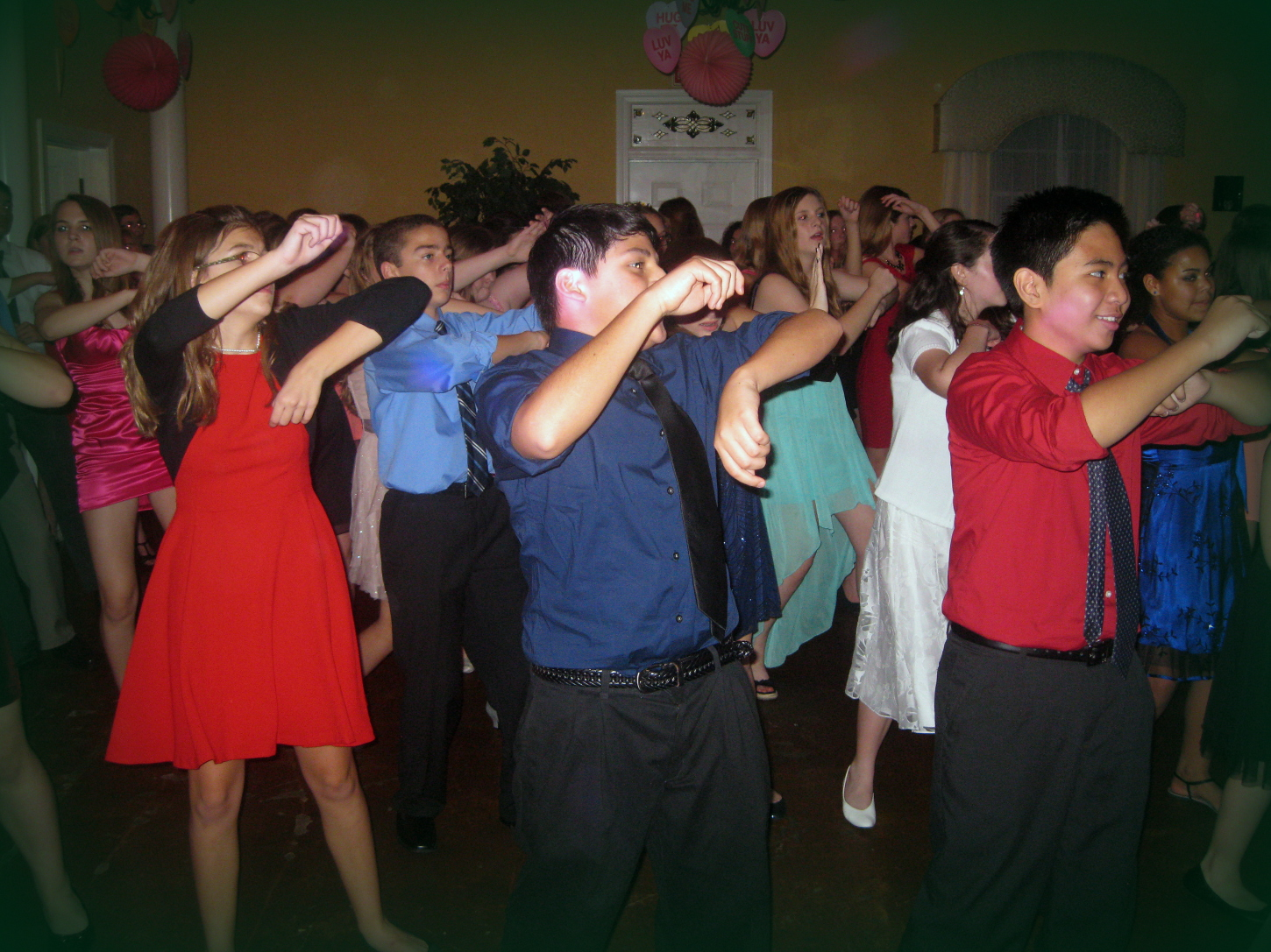 O.P. Cotillion Teen Dance