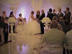 Dzurilla Wedding Ceremony