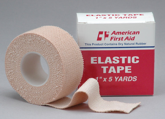 "Elastic Cloth Tape, 1"" x 5yds"