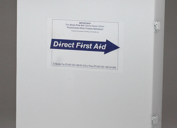 3-Shelf First Aid Kit (FULL)