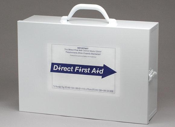 2-Shelf First Aid Kit (EMPTY)