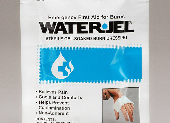 Burn Aid, 4 x 4 Pad