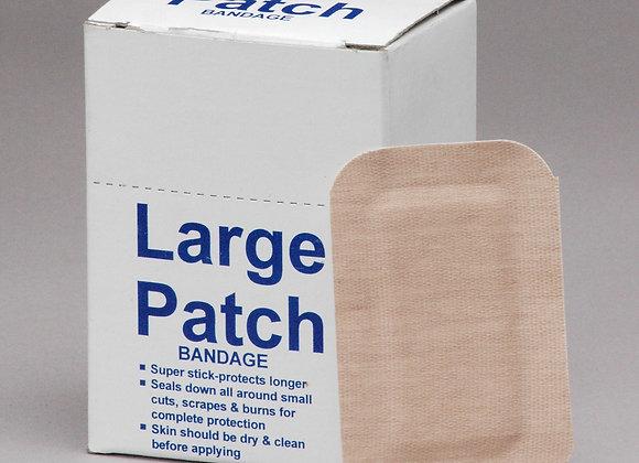 Large Patch Bandage, 25ct