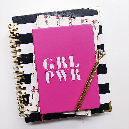 GIRL POWER :: Notebook