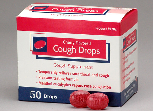 Cough Relief, 50ct