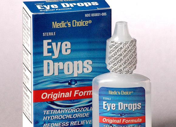 Eye Drops, 1/2oz