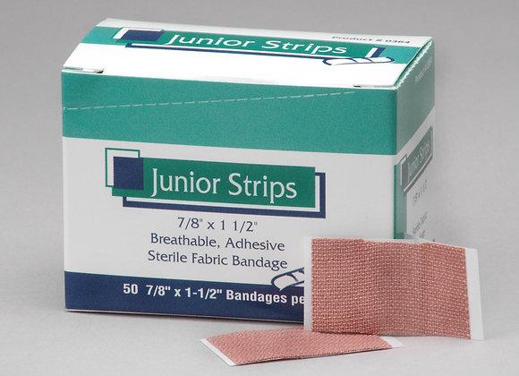 Small/Junior Strip Bandages, 50ct