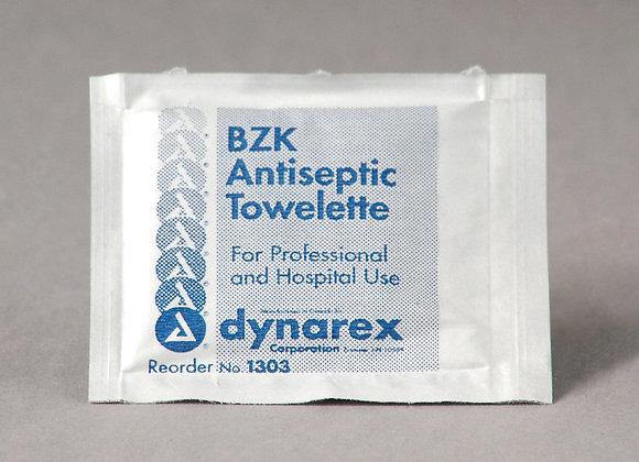 Antiseptic Wipes, 10ct