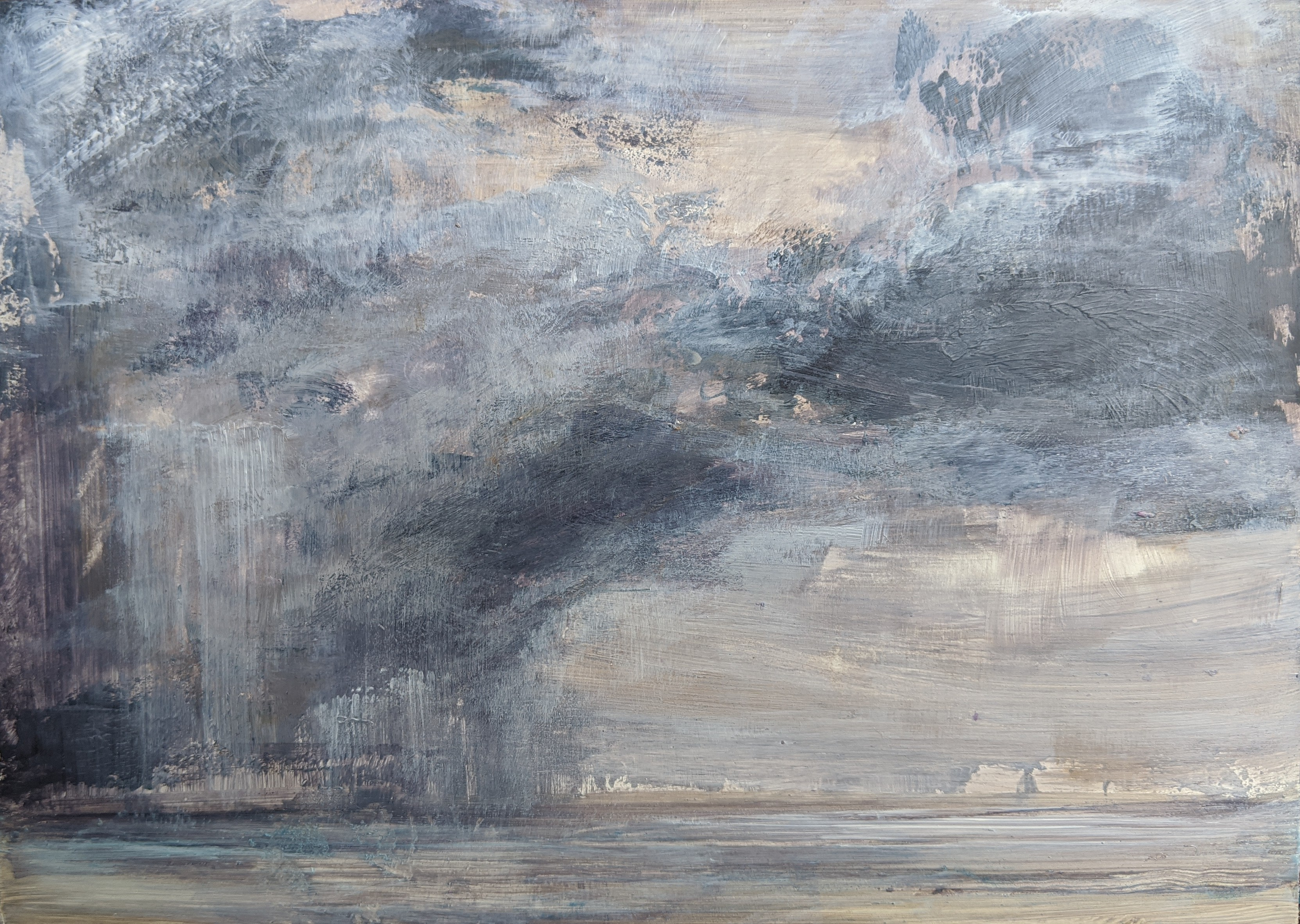 Rain Study - Strangford Lough