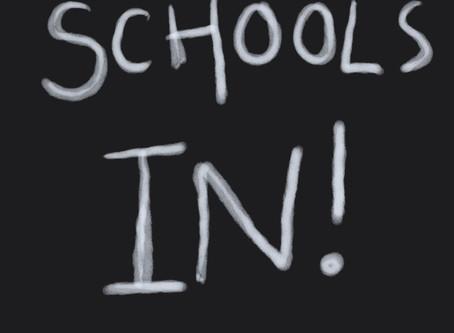 School's In!  Free Art Class - Info & Resources