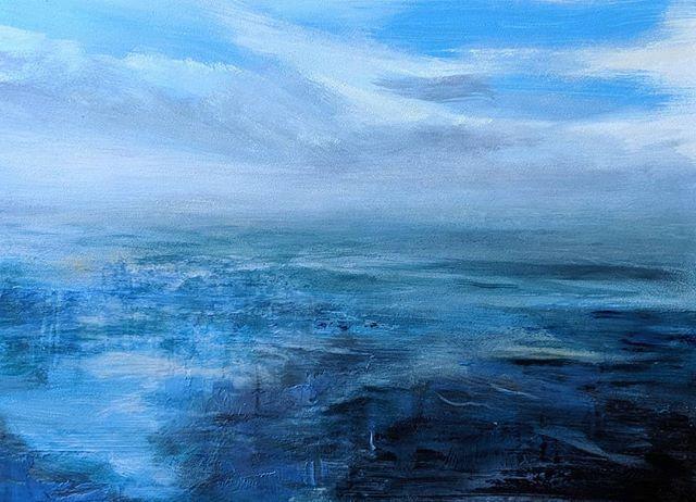 Flat Calm on the Irish Sea also finished