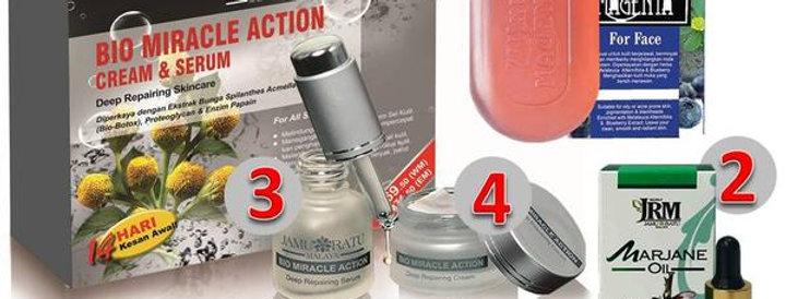 Bio Miracle Action Cream & Serum