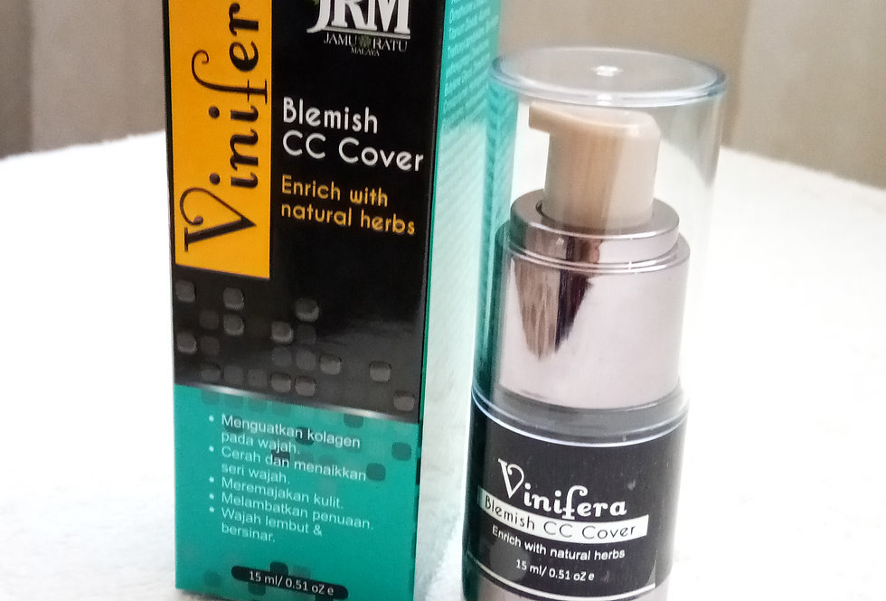 Vinifera Blemish CC Cover (20 ml)