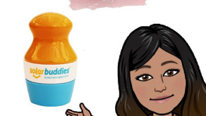 Solar Buddies Sunscreen Applicator - Review
