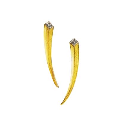 Large Dao Drop Earrings
