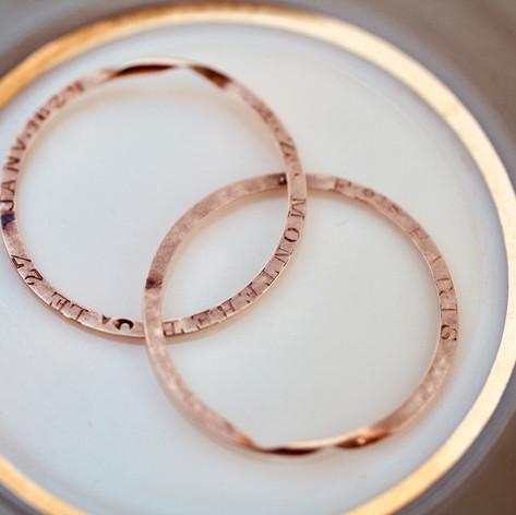 Vittoria's Gimmel Rings