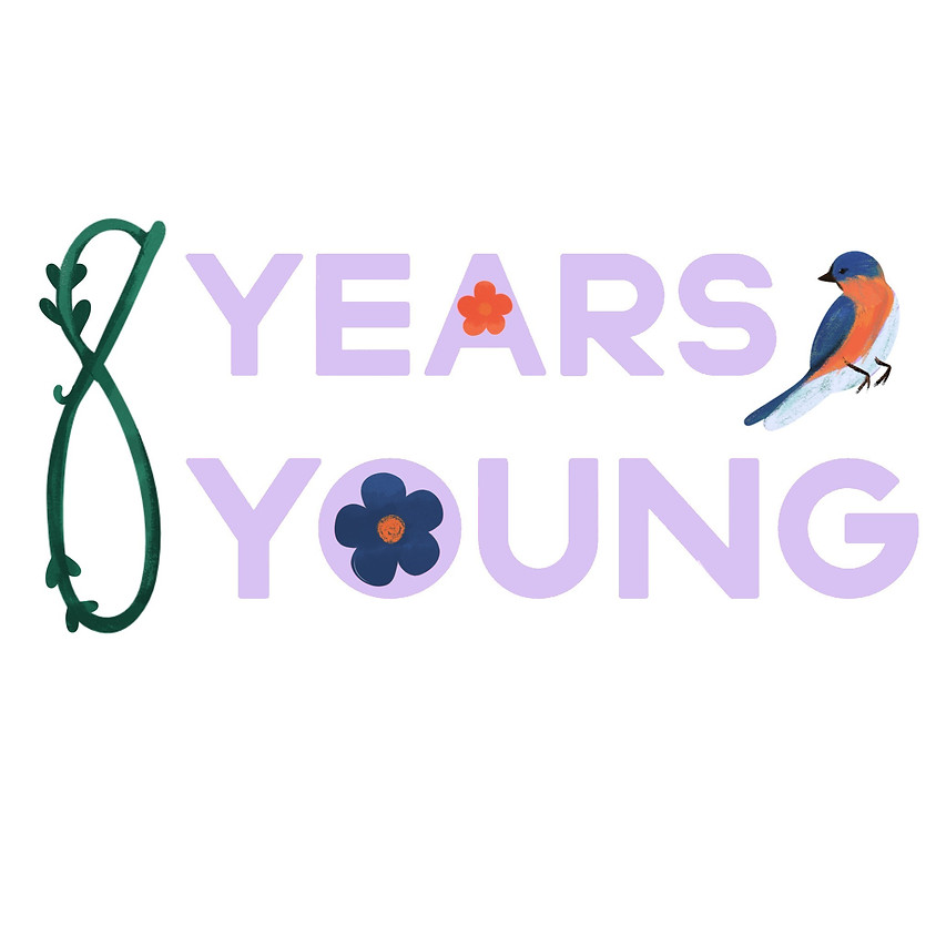 Join us for a night of fun as we celebrate being 8 Years Young at a Gala  Garden Party!