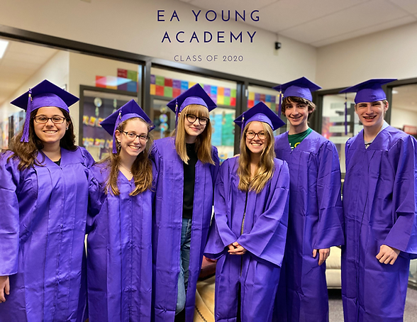 E.A. Young Academy Gifted and Talented Acceptances 2020