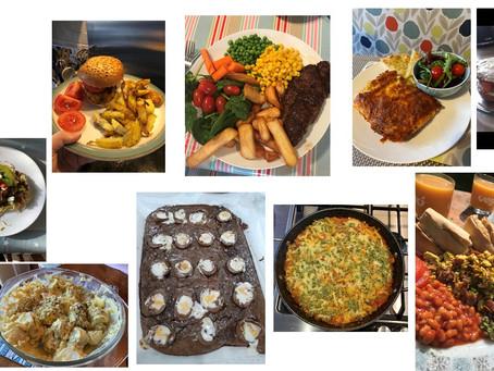 Cooking Challenge!