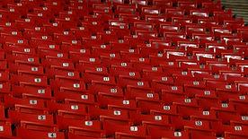 Alabama Football Seating